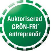 Auktoriserad GRÖN-FRI